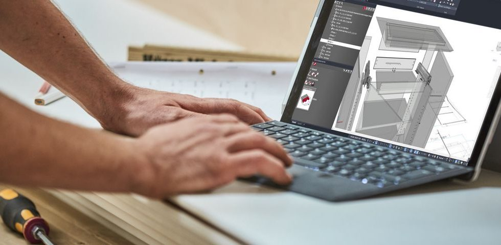 iFurn proporciona datos para todos los sistemas de CAD