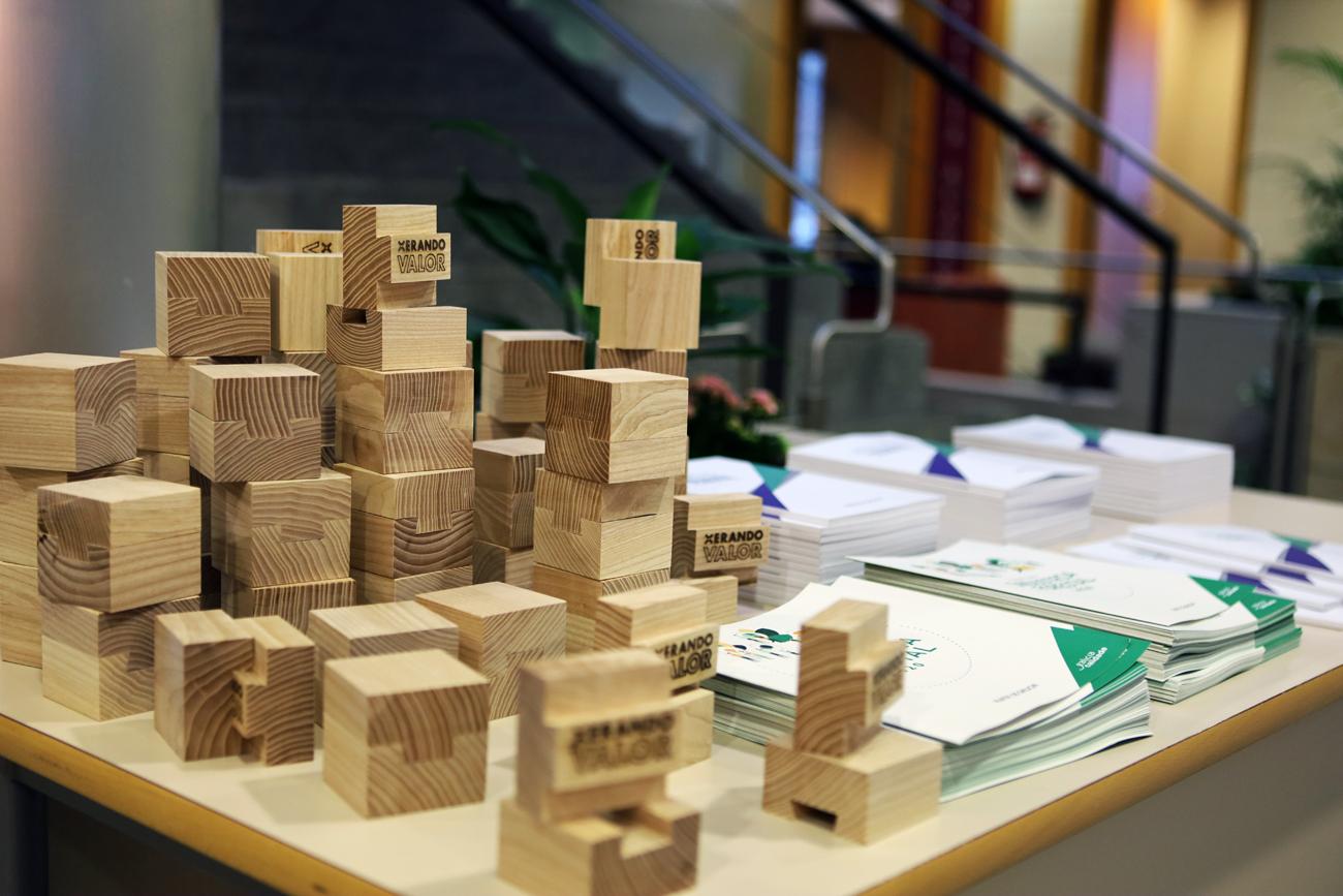 Arquitectos e ingenieros coinciden en que la madera imprime singularidad a los proyectos arquitectónicos