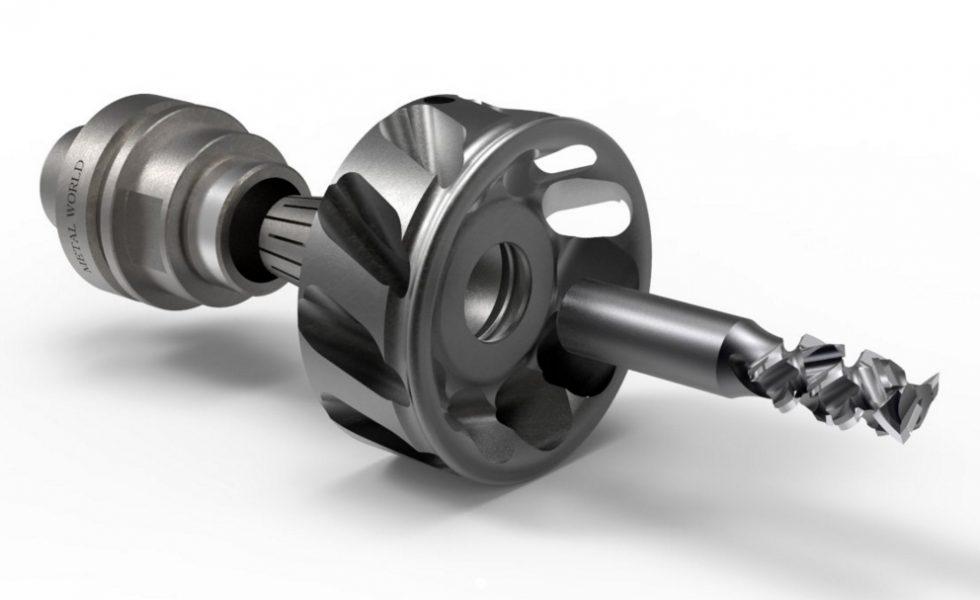 METAL WORLD presenta Turbo System