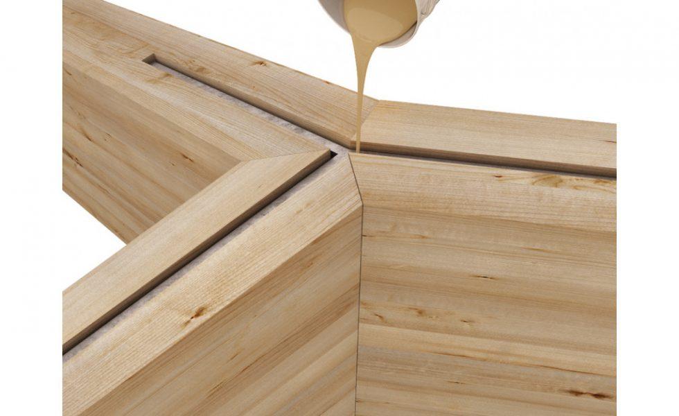XEPOX, el adhesivo para estructuras de madera, acero y hormigón