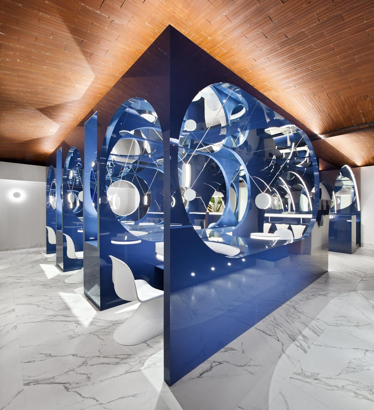 ALVIC, premio del jurado de CASA DECOR al mejor diseño original de interiorista 2020