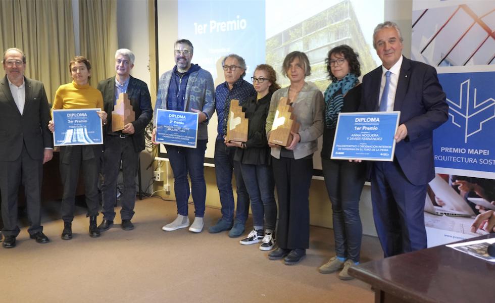 Convocado el Premio MAPEI a la Arquitectura Sostenible 2020