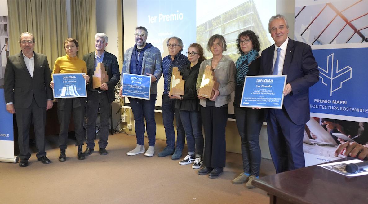 Casi 50 proyectos inscritos al Premio MAPEI 2020