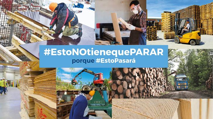 AEIM se suma a la campaña: #EstoNOtienequePARAR porque #EstoPasará