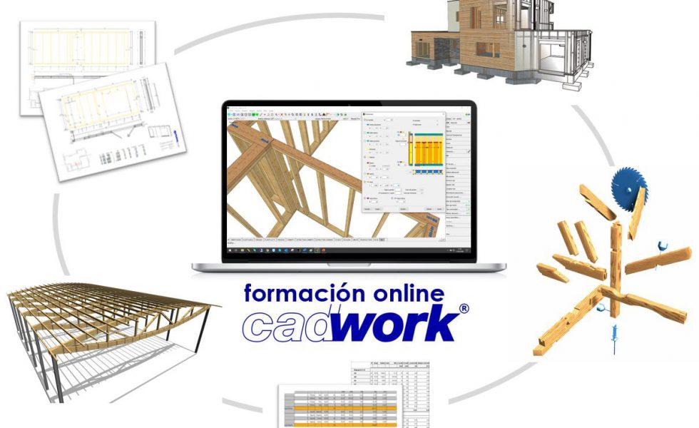CADWORK se consolida en Chile como el software BIM de referencia para el sector de la construcción en madera