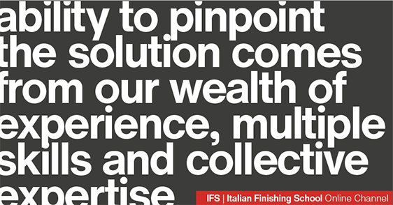 CEFLA FINISHING traslada la Escuela Italiana de Acabado a internet