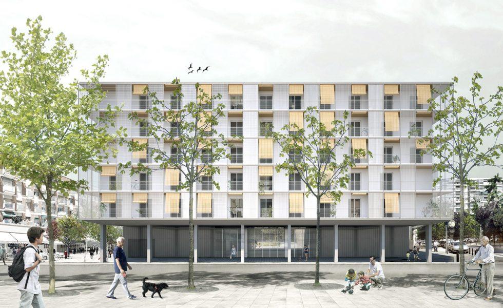 EGOIN se consolida en la construcción de edificios residenciales urbanos en madera