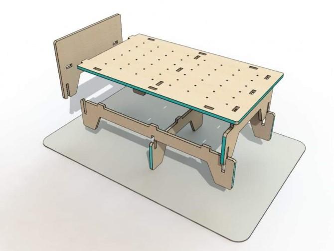 GARNICA diseña un kit de espacio sanitario