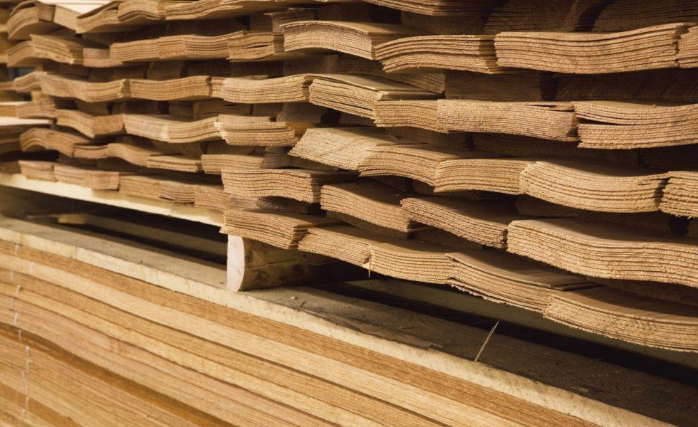 GIUNTATI: Experiencia y pasión en la elaboración de chapas de madera