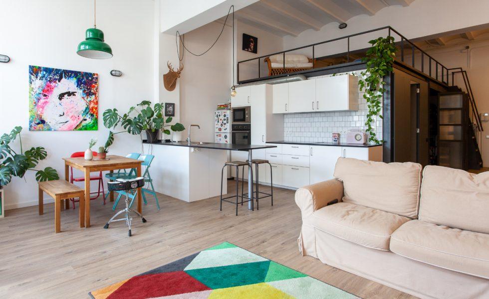 La exportación española de muebles registró en 2020 un descenso del 10%