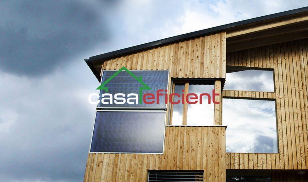 CASA EFICIENT: Construcciones en madera respetuosas con el medio ambiente