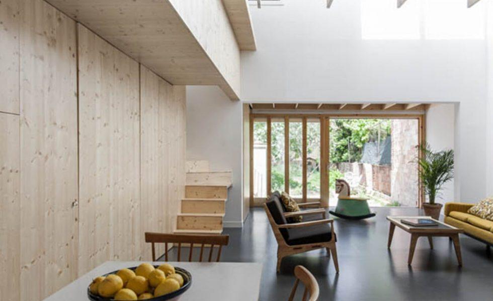 La madera se posiciona como material clave para el futuro sostenible de la construcción