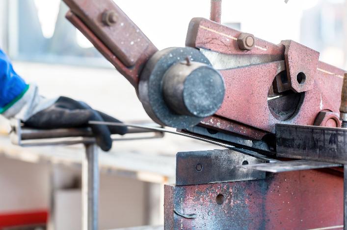 Cuchillas industriales y sus tipos