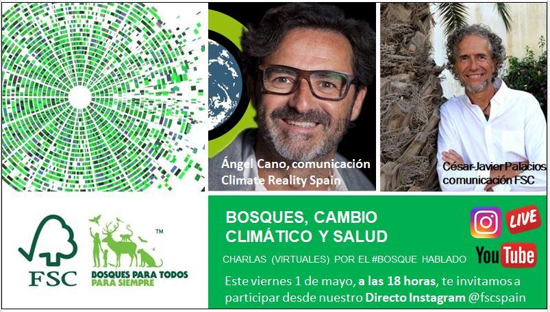 Nuevo encuentro virtual de FSC #BosqueHablado