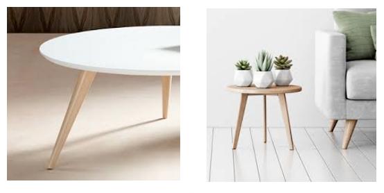 POMOLINE presenta su completa gama de patas para mesas
