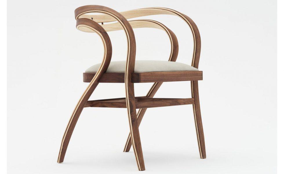 La silla Nina & Beni, de Andrés Mariño, medalla de oro en los A'Design Awards