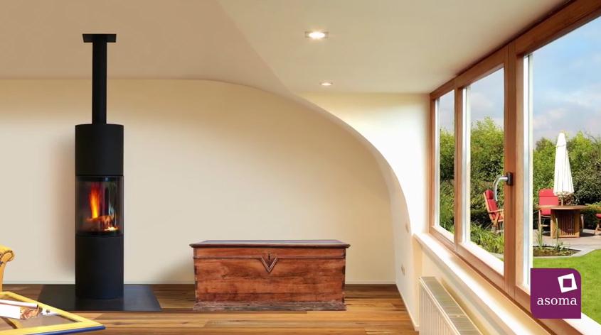 ASOMA realiza un vídeo sobre las ventajas de las ventanas de madera