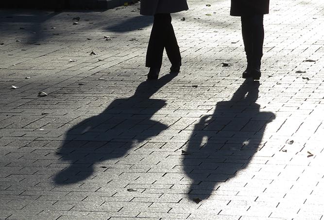 Sombras de incógnito, by ICA
