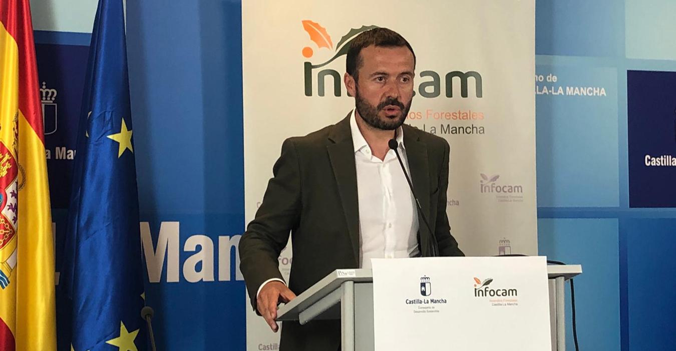 """""""El gobierno de Castilla-La Mancha está comprometido con la gestión forestal sostenible"""""""
