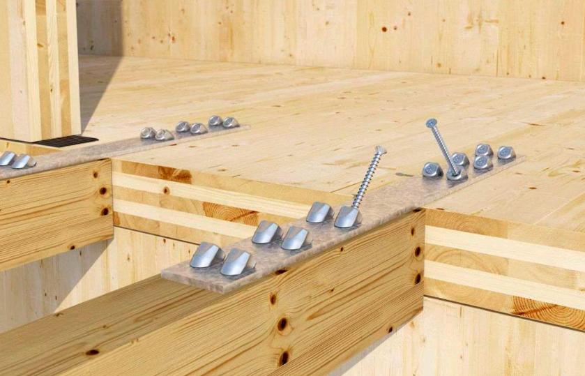 """""""Placas y conectores para madera"""", el nuevo catálogo de ROTHOBLAAS"""
