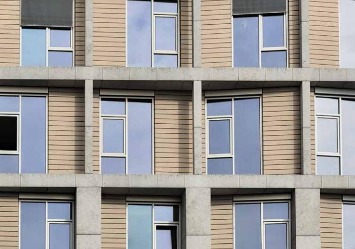 Retardante de fuego para fachadas de madera