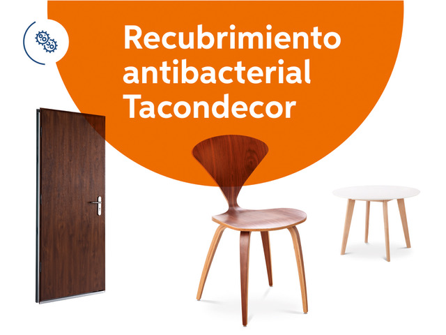 Recubrimiento antibacteriano TACON DECOR