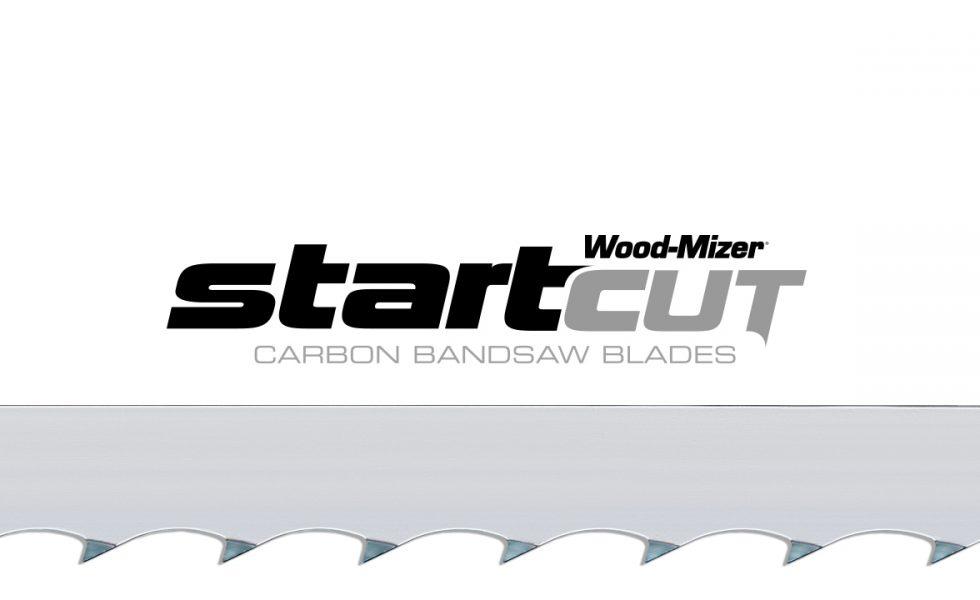 WOOD-MIZER presenta la nueva serie de hojas de sierras StartCUT