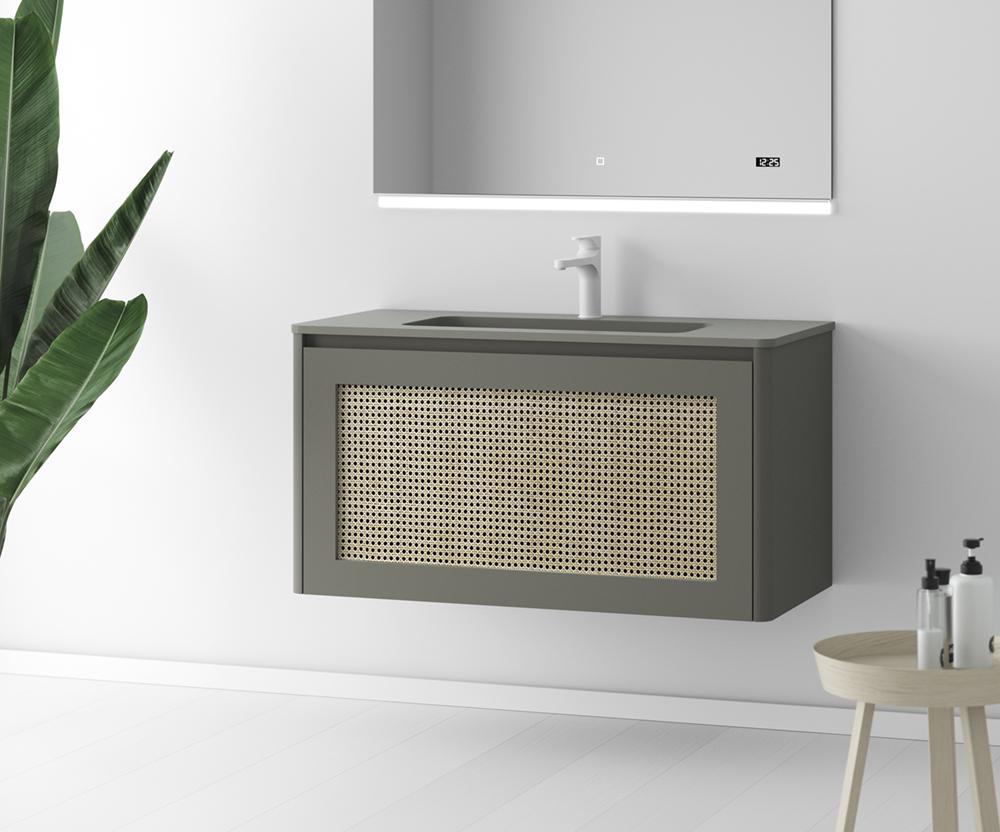 NUOVVO sigue ampliando su oferta con mobiliario de baño