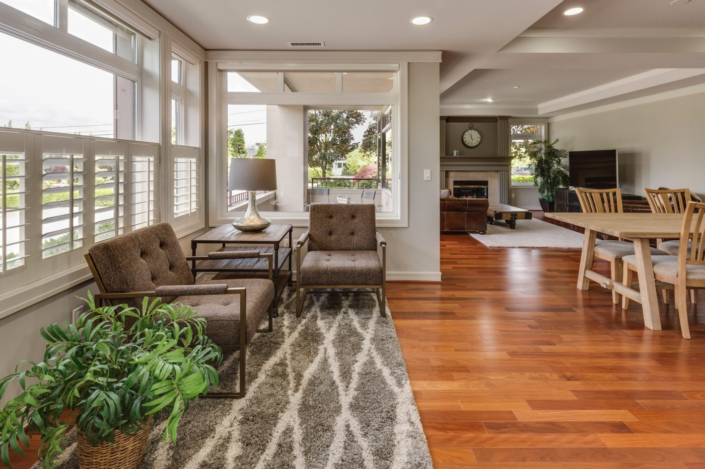 Tipos de suelos para casas modernas