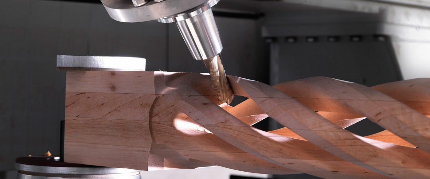 COVID-19: Fuerte impacto en el primer trimeste de 2020 para la industria de la maquinaria italiana para la madera y el mueble