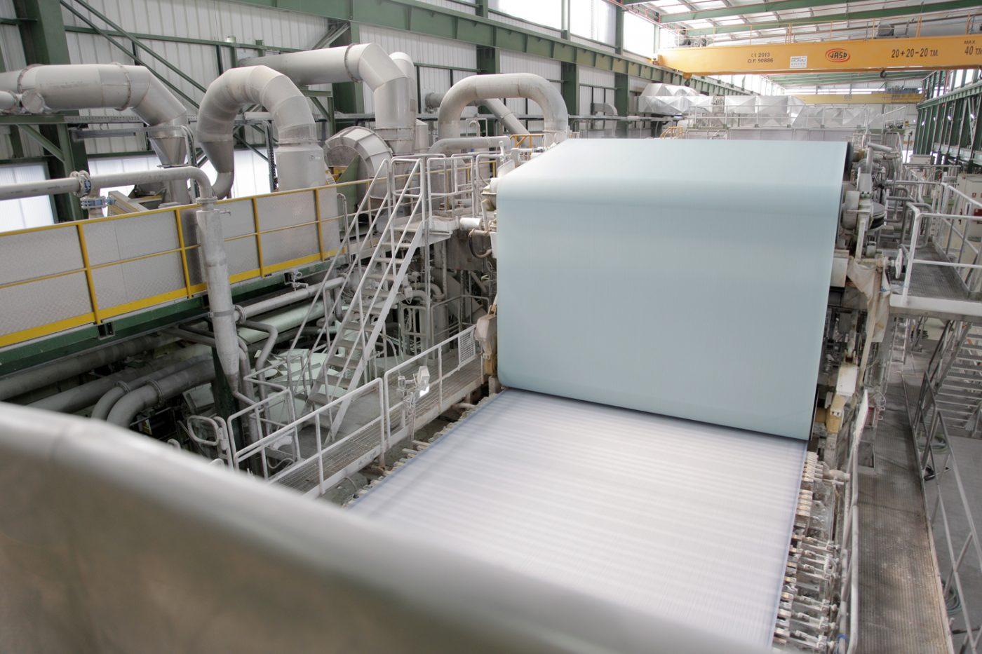 La industria europea papelera cumple sus compromisos de reducción de emisiones y reciclaje
