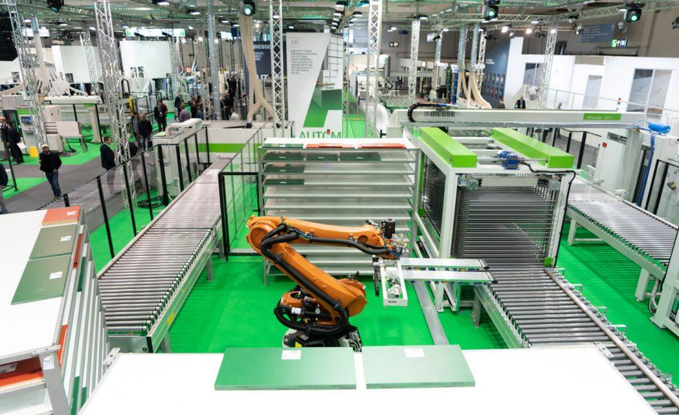 SMARTACTION, una fábrica flexible en su taller