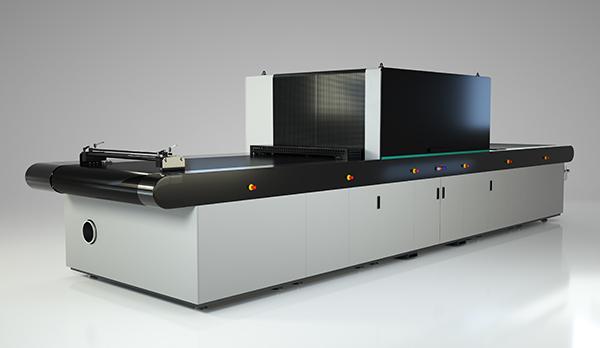 EFI Cubik S700 para impresión digital sobre madera