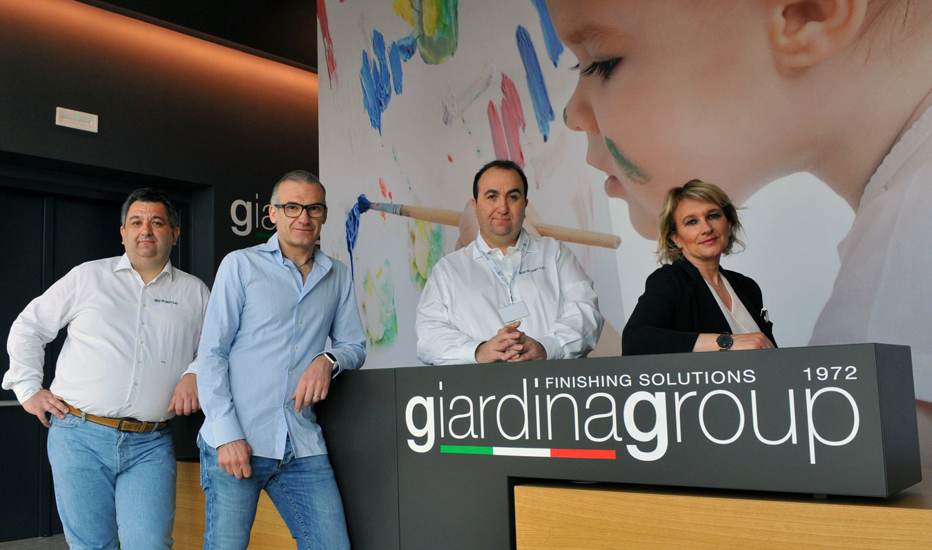 El Grupo GIARDINA se hace cargo de DE STEFANI