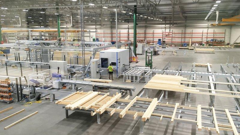 WEINMANN: Tecnología de futuro para la construcción con madera