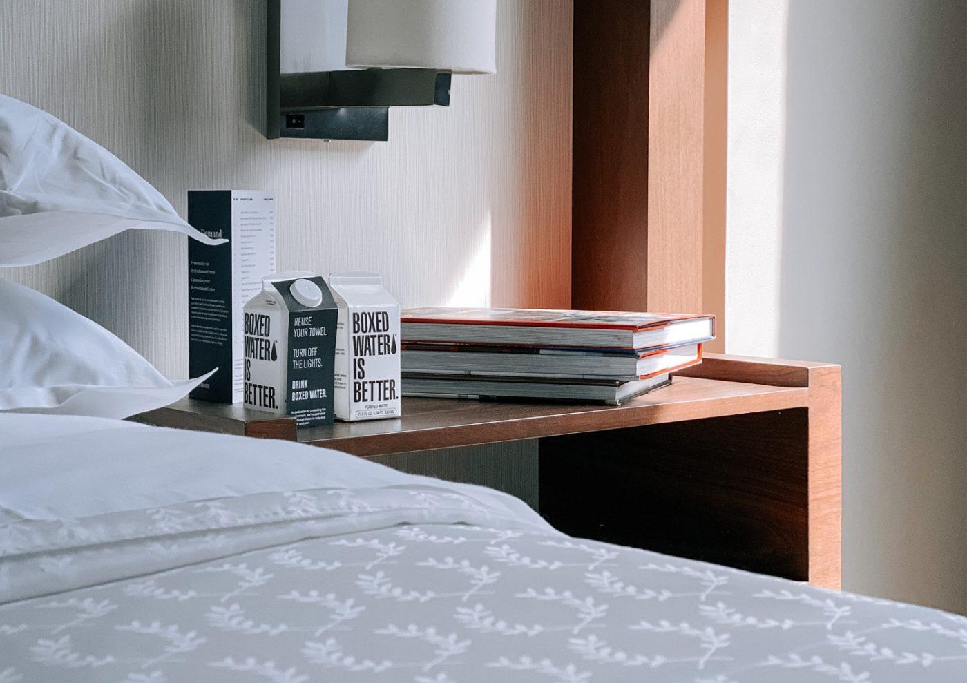 Mesillas de noche para decorar el dormitorio