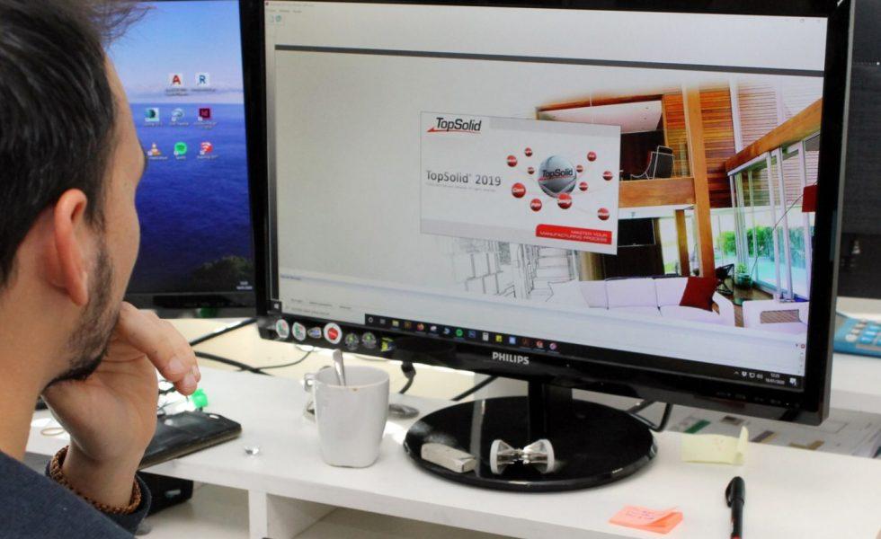 DECOMAKERS confía a TopSolid el diseño y la programación de su producción de stands