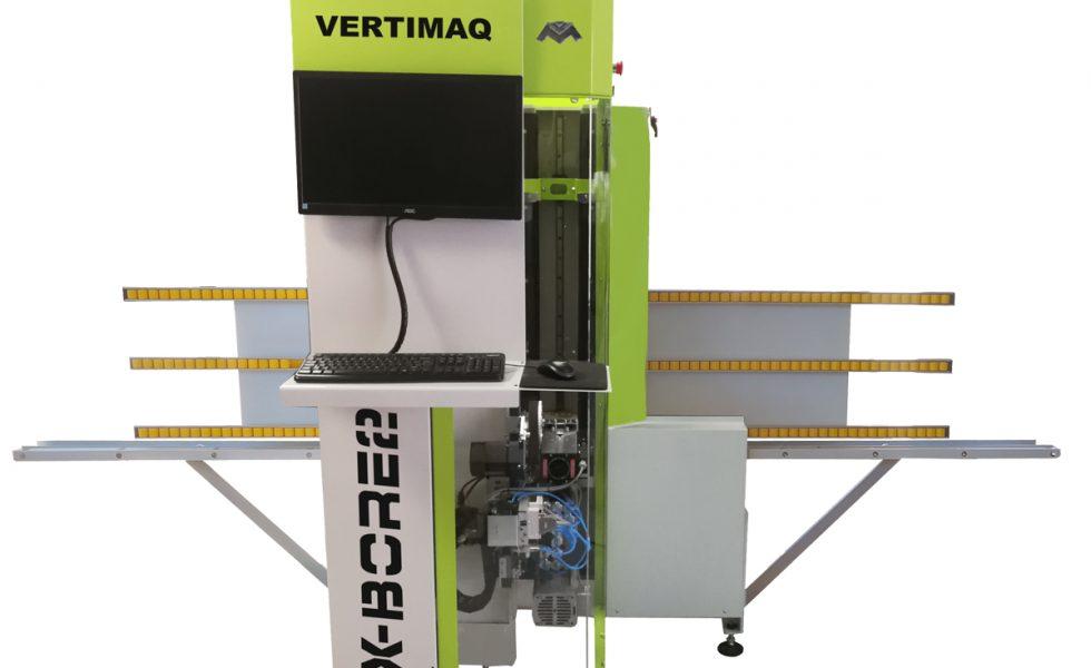 X-BORE2: Taladro CNC para medianos y pequeños talleres
