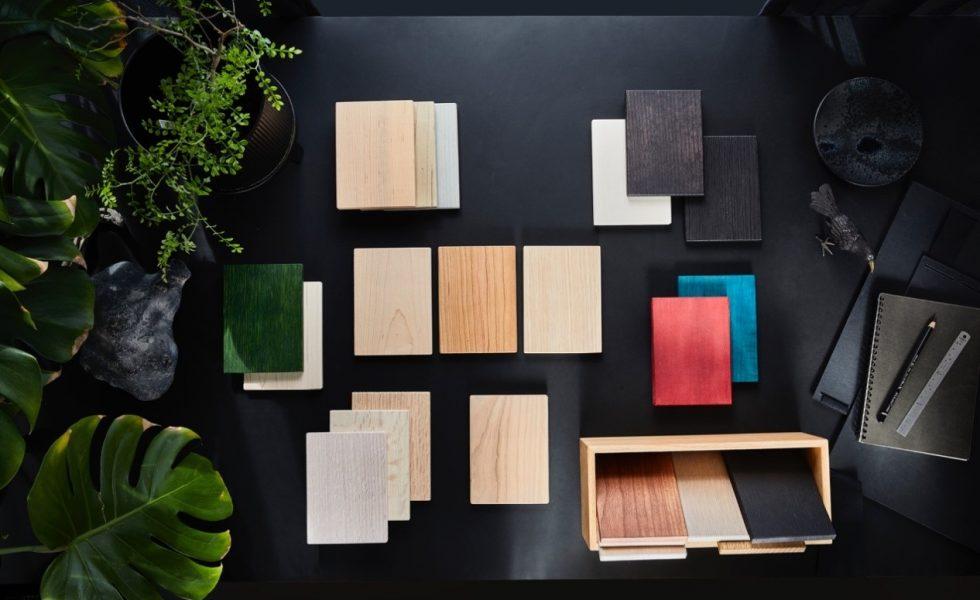 CONNECTED: 9 diseñadores, 3 frondosas y 1 taller