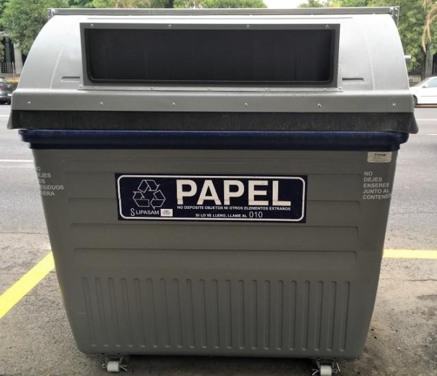 La industria papelera española es la tercera más recicladora en volumen de la UE