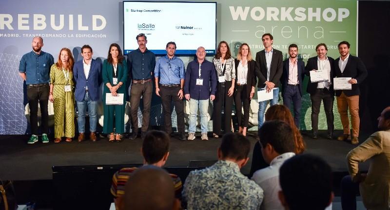 REBUILD busca startups líderes para transformar la edificación