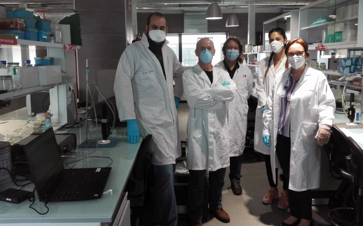 BOSCALIA, al frente de una investigación nacional para la detección de coronavirus
