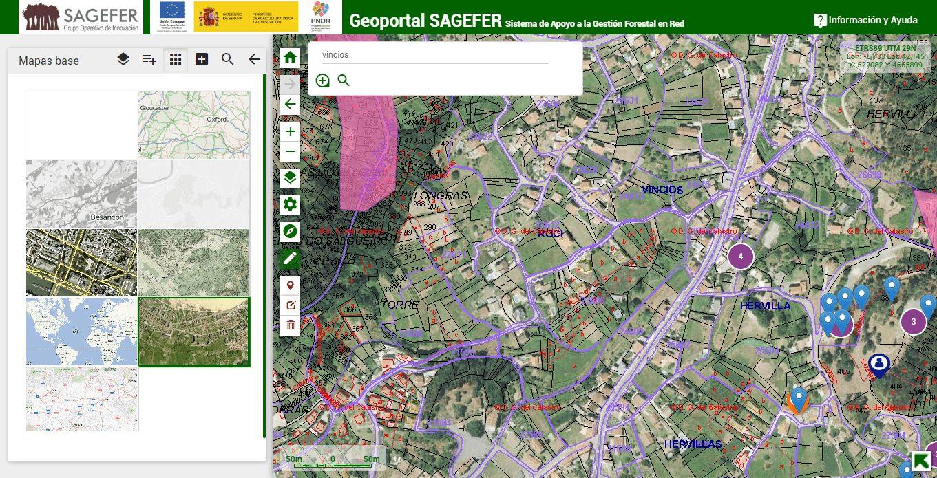 SAGEFER avanza en su servicio de dinamización para la gestión integral y sostenible de los montes