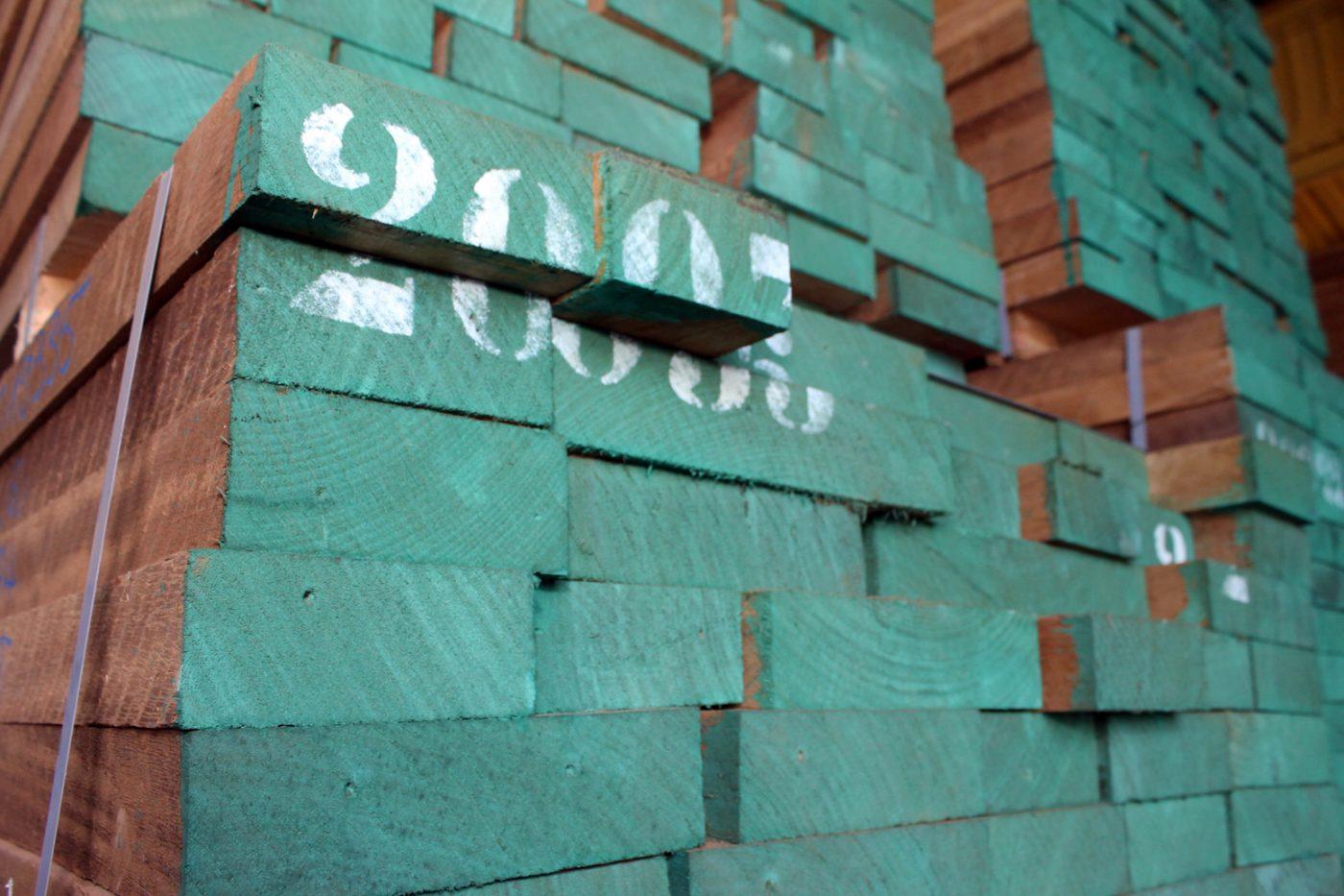 INVOICEGREEN activa el mercado del Iroko seco de marca SIM