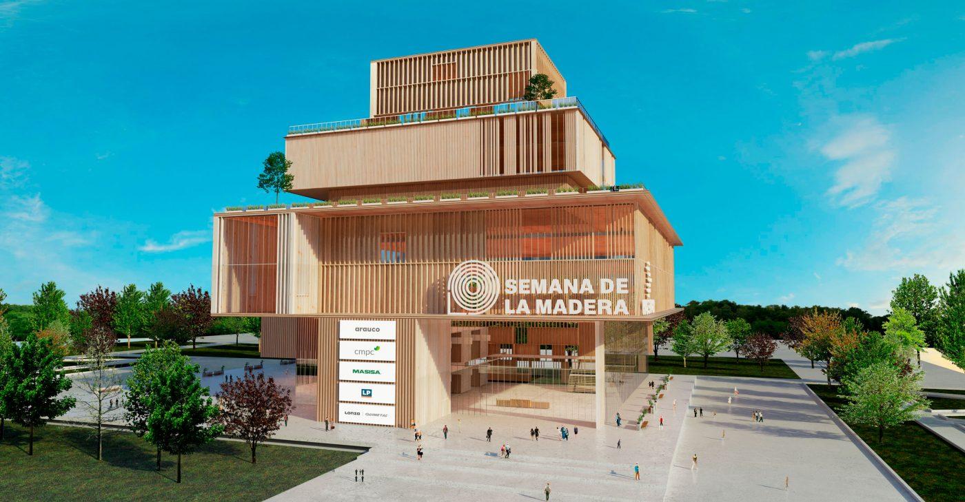 CADWORK en la Semana de la Madera 2020