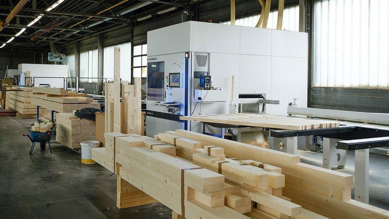 ¿Cómo se producirán las casas prefabricadas en el futuro?