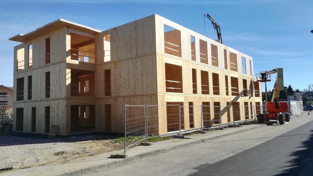 Navarra apuesta en firme por la construcción en madera