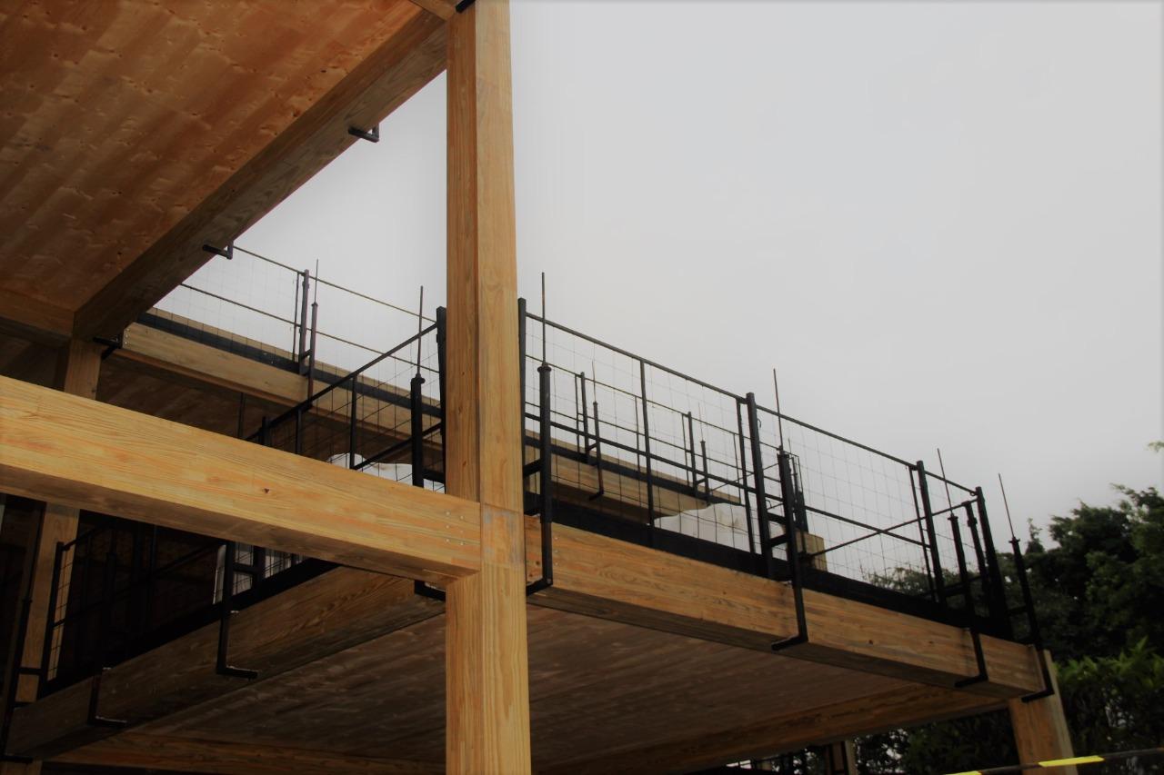 La madera de ingeniería añade valor al bosque y a la sociedad