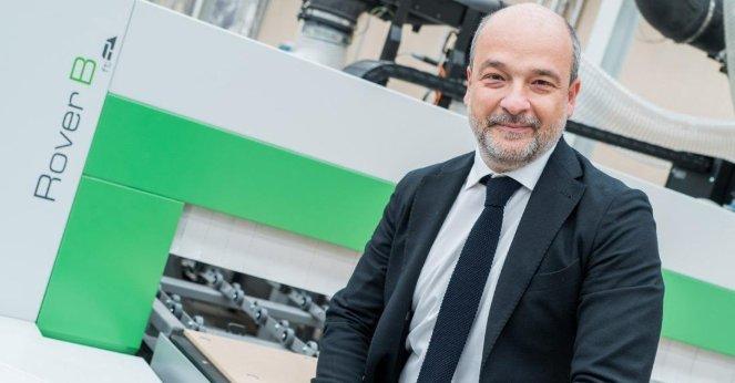 Stefano Porcellini deja la Dirección General del Grupo BIESSE y permanece como miembro del Consejo de Administración