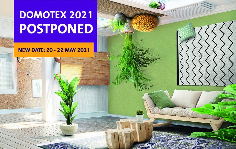 DOMOTEX 2021, aplazado de enero a mayo